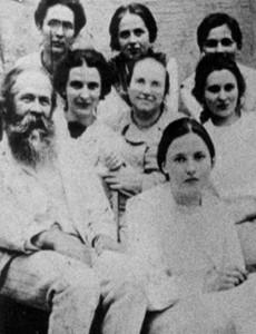 14 - Família Schucht - 1910