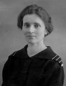 18 - Tatiana Schucht (Tania) - 1925