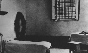 23 - Turi, cela de Gramsci - 1950