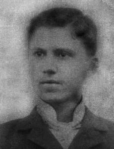 5 - Gennaro, irmão de Gramsci - 1903