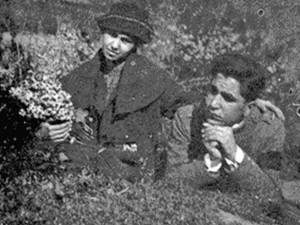 7 - Teresina e Carlo Gramsci - 1912